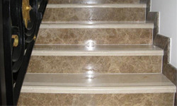Marble Stairs Staircase Balusters And Stair Parts Shree Sai