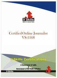 Certified Online Journalist