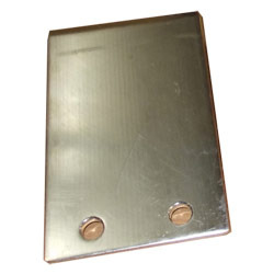 Electroplating Service Dual Nickel Plating On Copper Bus