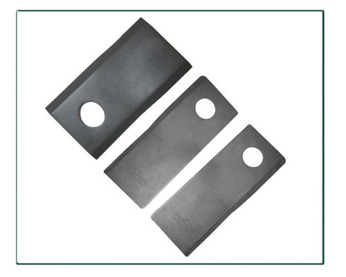Lawn Care Machinery Parts - Disc Mower Blades Manufacturer