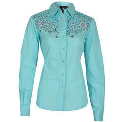 Embroidered Western Wear