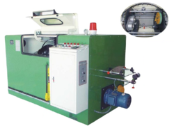 High Speed Double Twist Bunching Machine (DBN-300)
