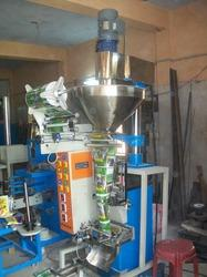 Fully Automatic Pneumatic FFS Auger Filling Machine