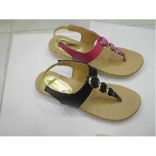 3321160a3 Stylish Ladies Flat Sandals, Men, Women & Kids Footwear | Frontier ...