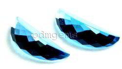 Swiss Blue Topaz Fancy Gemstone