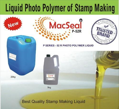 Liquid Photopolymer Resin - Polymer Stamp Gel Manufacturer