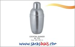 NI375 Stainless Steel Cocktail Shaker