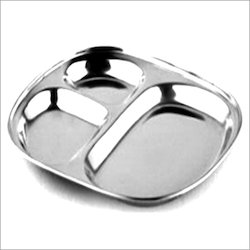 Stainless Steel Tray And Dinner Plates Manufacturer A N