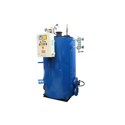 Coil Type Oil and Gas Fired Steam Boiler