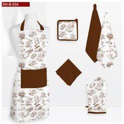 Printed Kitchen Linen Set