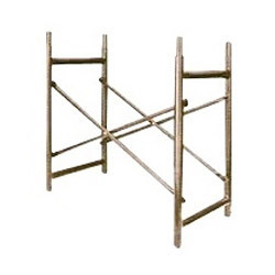 Industrial Scaffolding - H Frame Scaffolding Manufacturer from Ahmedabad