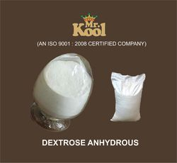 Industrial Dextrose Anhydrous Powder