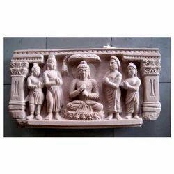 Buddha Gandharva Panel