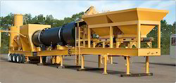Movable Hot Mix Machinery