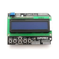 16 x 02 Charater LCD Keypad Shield