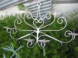 Garden Candle Holders