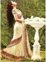 Casual Wear Printed Designer Bollywood Saree, Machine Made