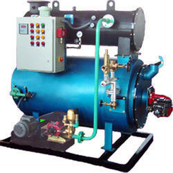 Oil and Gas Fuel Fired Hot Water Generator