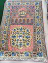 Kashmiri Hand Made Prayer Rug