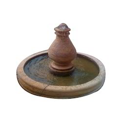 Decorative Sandstone Fountain