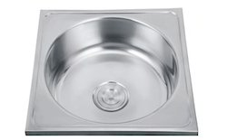 Round Bowl Stainless Steel Kitchen Sink
