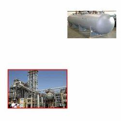 Pressure Vessel For Petrolchemical