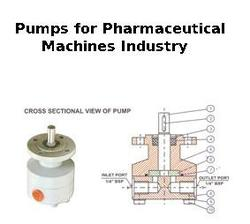 Pumps for Pharmaceutical Machines Industry