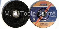 Depressed Center Grinding Wheel for Metal, Iron, Steel, Buff