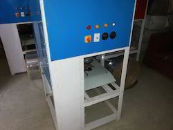 Fully Automatic Silver Hydraulic Plate Machine