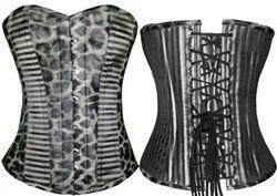 Steel Boned Gothic Corset