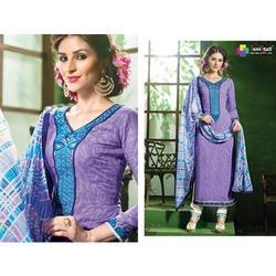 Printed Dupatta Designer Wear Suits