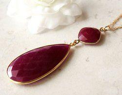Dyed ruby gemstone pendant manik ka jhumka the gopali jewellers dyed ruby gemstone pendant manik ka jhumka the gopali jewellers jaipur id 8838128433 aloadofball Images