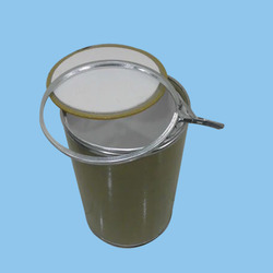 Fiber Drum with Thermocol Lining