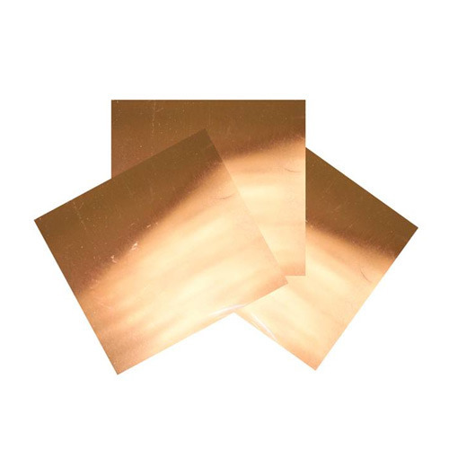 Copper Products Copper Sheets Wholesale Trader From Kolkata
