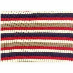 Rib Striper Yarn Dyed Fabric