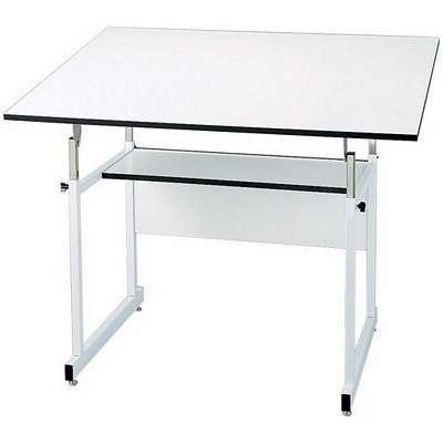 Students Drafting Table
