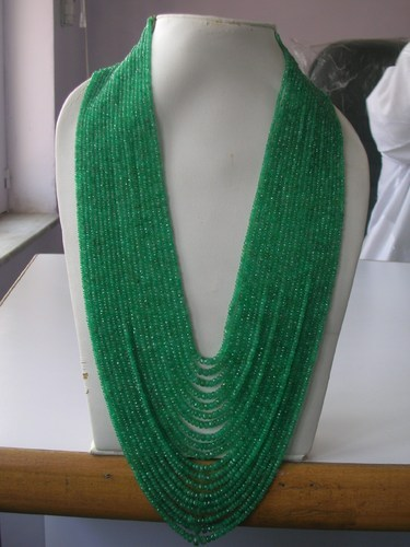 Emerald Gemstone Necklaces