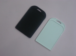 LC Both Side Sticky Plastic ID Card Holder CH 30
