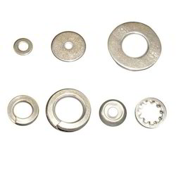 Chemical Coated Round Metal Washer