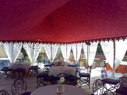 Outdoor Dining Tents