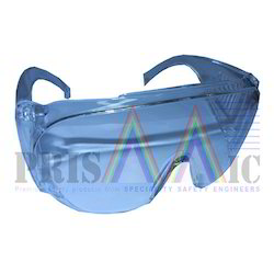 Female Clear Tough Polycarbonate Spectacles