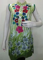 Embroidered Kurtis