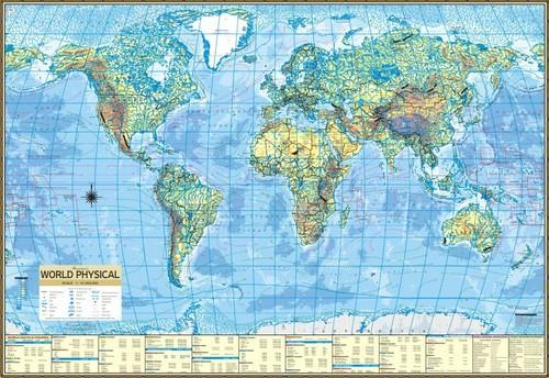 geographical maps international publications manufacturer in new