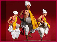 All Indian Folk Dance Teaching Services