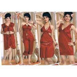 Ladies Six Piece Nighty