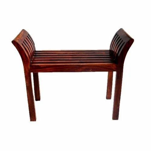 Brown Geeken Backless Wooden Chair  sc 1 st  IndiaMART & Brown Geeken Backless Wooden Chair Rs 7150 /piece Sapphire ...