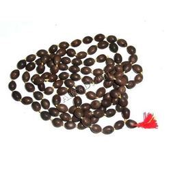 Brown Kamal Gatta ( Lotus Beads) Rosary