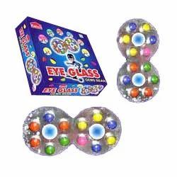 Choco Eye Glass Gems