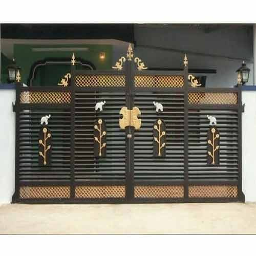 Gate Grill Iron Grill Rg Pudur Coimbatore Shree Vasan Engineering Works Id 4890985591