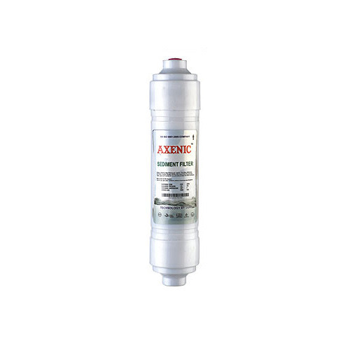 Axenic Activated Carbon Inline Cartridge Sediment Filter